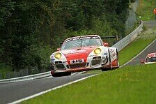 NLS - Kurioses Rennen für Frikadelli Racing