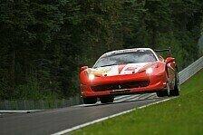 VLN - Neue Qualifikationsbestzeit: Dritter SP8-Klassensieg f�r racing one