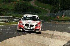 NLS - BMW M235i Cup - Podestplatz für Sorg Rennsport