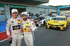 DTM - Der Chef ist hochzufrieden: Spielberg: BMW-Stimmen nach dem Quali