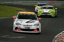 VLN - Bonk sch�ttelt Pech ab: Opel Astra OPC Cup - Sieg f�r Lubner