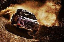 WRC - Video: Hyundai blickt auf die Rallye Australien voraus