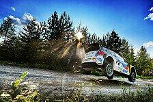WRC - Herzschlagfinale in den W�ldern: Jari-Matti Latvala gewinnt Rallye Finnland