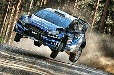 WRC - Erstaunliche Erinnerungen: Hirvonen: Australien-Podest fest im Visier