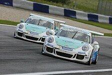 Carrera Cup - Gute Resultate in beiden Wertungen: Konrad Motorsport: Meisterschaftsf�hrung ausgebaut