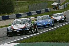 Carrera Cup - Massencrash in der Startrunde: Ammerm�ller gewinnt turbulentes Rennen