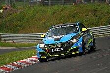 VLN - Ausfall der Gesamtf�hrenden: BMW M235i Cup - Dritter Sieg f�r den Eifelblitz