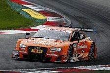 DTM - Auf den ersten Blick Schadensbegrenzung: Spielberg: Die Audi-Stimmen nach dem Rennen