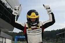 Carrera Cup - Wir hatten ein sensationelles Rennen: Bamber zeigt Glanzvorstellung in Spielberg