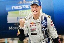 WRC - Video: Die Volkswagen-Highlights aus Finnland
