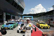 DTM - Erster Vierfachsieg seit 22 Jahren: BMW bejubelt historisches Resultat