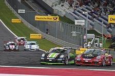 Carrera Cup - V�llig aus dem H�uschen: Schreier: Fortschritt in Spielberg