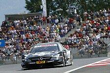 DTM - Nur einer in den Top-10: Vorschau: Schwierige Aufgabe f�r Mercedes