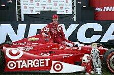 IndyCar - F�nfter Sieg in Mid-Ohio: Dixon gewinnt vom letzten Startplatz