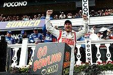 NASCAR - Bilder: GoBowling.com 400 - 21. Lauf