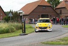 ADAC Opel Rallye Cup - Heimspiel f�r den ADAC Opel Rallye Cup: ADAC Rallye Wartburg z�hlt zu den �ltesten Rallyes