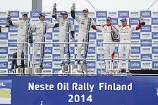 WRC - Bilder: Rallye Finnland - Tag 3 & Podium