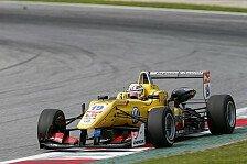 Formel 3 EM - Ocon wird Dritter: Antonio Giovinazzi gewinnt vor Tom Blomqvist