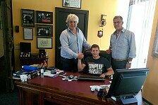 MotoGP - Zukunft f�r 2015 gesichert: Bradl unterschreibt bei Forward Racing