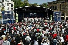 DTM - DTM-Promotion in K�lner Innenstadt: DTM-Fahrer zum Anfassen