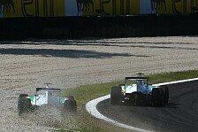 Formel 1 - Hinweis auf R�ckkehr der Superbike WM?: Parabolica-Auslaufzone wird asphaltiert