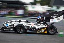 Formula Student - Der erl�sende Sieg bei der FSG: AMZ Racing �berzeugt auf ganzer Linie