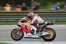 MotoGP - Dominanz geht ungebrochen weiter: Repsol Honda: Marquez f�hrt, Pedrosa probiert