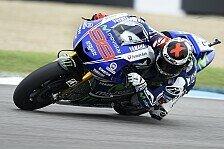 MotoGP - Marquez nicht au�er Reichweite: Lorenzo: H�tte Chance auf Pole gehabt
