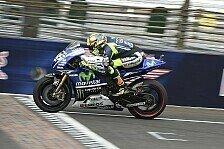 MotoGP - Freude �ber neuen Asphalt: Yamaha im Training mit kontr�rer Taktik