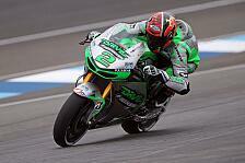 MotoGP - Camier schl�gt Aoyama beim Deb�t: Schwieriges Qualifying f�r die Open-Fahrer