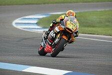 MotoGP - Espargaro von gutem Startplatz überrascht