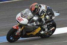 Moto2 - Aegerter in Reihe eins: Kallio sichert sich die Pole Position