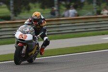 Moto2 - Cortese und Aegerter in den Top-3: Rabat f�hrt erstes Training an
