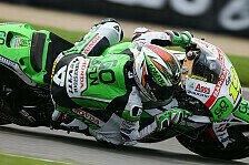 MotoGP - Kein Grip, keine anst�ndige Zeit: Bautista: Ich kann so nicht fahren
