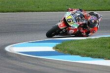 MotoGP - Highsider von Bautista: Bradl zieht mit Bestzeit in Q2 ein