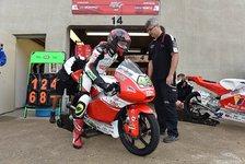 Moto3 - Schulter bei Highsider verletzt: Gr�nwald muss nach Crash operiert werden