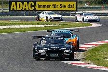 ADAC GT Masters - Team Schubert �bernimmt Tabellenf�hrung : Schubert: Weiterer Podesplatz am Slovakia Ring