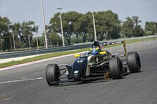 ADAC Formel Masters - Packende Windschattenduelle: Marschall: Zwei dritte Pl�tze am Slovakia Ring