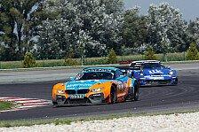 ADAC GT Masters - Erfolgreicher Start in zweite Saisonh�lfte: Sandritter: Poleposition und Podium