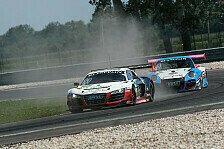 ADAC GT Masters - Chance auf den Titel bewahrt: Schwieriges Wochenende f�r Prosperia C. Abt Racing