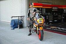 MotoGP - Ein sehr emotionaler Moment: Edwards verabschiedet sich aus der MotoGP