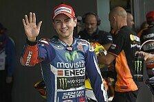 MotoGP - Di�t und intensiviertes Training: Lorenzo k�mpfte sich zur Idealfigur