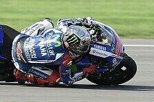 MotoGP - Musste auf Fehler warten: Lorenzo auf der Bremse zu schwach