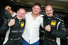 ADAC GT Masters - Ex-Rallye-Junioren-Weltmeister besucht ADAC GT Masters: Fahrerlager-Radar vom Slovakia Ring
