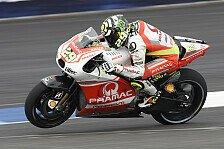 MotoGP - Marquez f�hrt auch im Nassen schnellste Runde: Iannone f�hrt zweites Br�nn-Training an