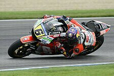 MotoGP - Bei Regen und Trockenheit stark: Bradl: Wetter? Mir wurscht!