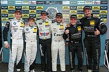 ADAC GT Masters - Keilwitz und Wirth fahren zum ersten gemeinsamen Sieg: Corvette besiegt Camaro im Muscle-Car-Duell