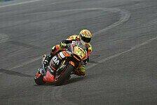 MotoGP - Aleix Espargaro kämpft mit der Front