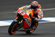 MotoGP - MotoGP-Garten soll immer gr�ner werden: Desmosedici GP15 kommt erst in Sepang