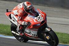 MotoGP - Lange Geraden als ideales Terrain: Ducati will St�rken in Br�nn ausspielen